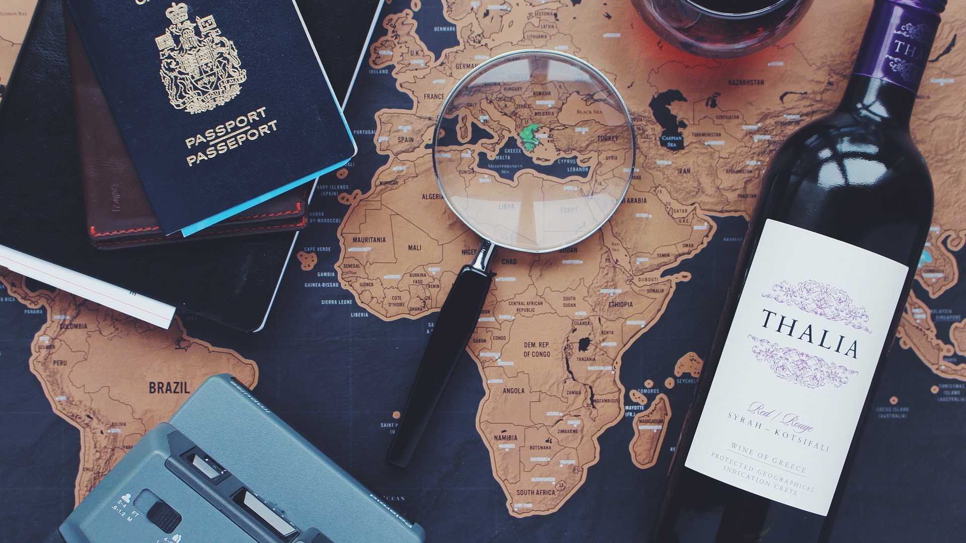 map monde pour voyageurs