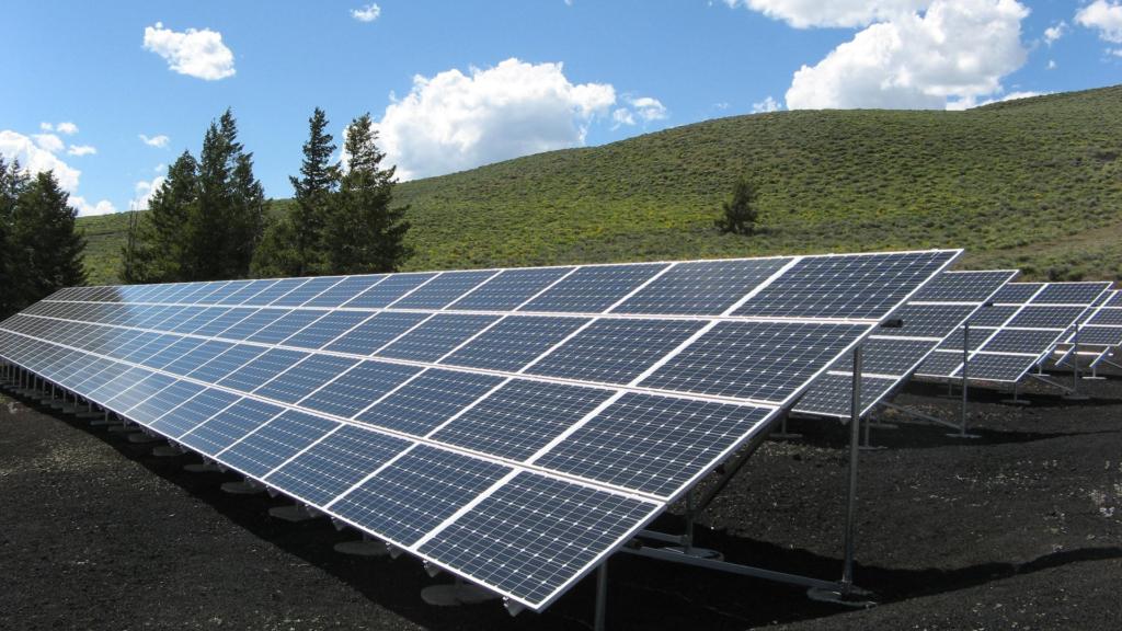 installation electrique - panneaux solaire