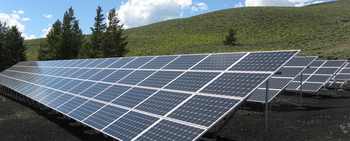 Des panneaux solaires, une stratégie payante